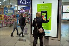 Digital Signage Advertising Reaches Consumers with Offer of Fame and Personalization