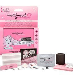 68836966fd988 Hollywood Fashion Emergency Kit Purse Essentials