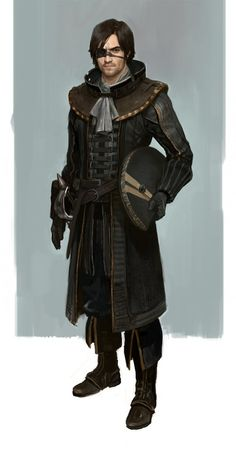Avalon Vagensen.  Half Elven Pirate. Chaotic Good.  Son of Vagen Thorensen, pirate captain on the sundering seas.