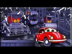 Drive fast once more in this challenging arcade and driving game called Car Eats Car 2: Mad Dreams. Simple control the red car and reach the exit to complete the level. Avoid the traps and other obstacles to prevent it from getting damages. Collect items that can restore health and give turbo to escape the hungry evil cars chasing you. More info and links to play games, you can find it here: http://www.freegamesexplorer.com/games/videos/car-eats-car-2-mad-dreams/