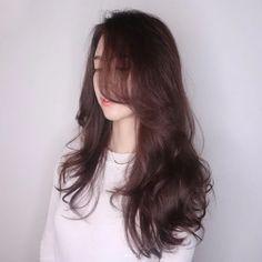 Dis my tyle of style Permed Hairstyles, Pretty Hairstyles, Girl Hairstyles, Korean Hairstyles, Hair Inspo, Hair Inspiration, Korean Short Hair, Ulzzang Hair, Medium Hair Cuts