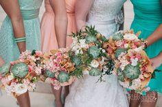 Floral Design - A to Zinnias Kelly + Denver :: Ships of the Sea :: Weddings :: Savannah, GA - :: Blog :: Mackensey Alexander Photography ::