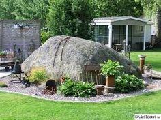trädgårdsinspiration sten - Sök på Google