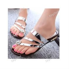 Summer Casual Women\'s Sandal Artificial PU Nicky Hilton Shoes DSH-406549
