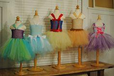 Disney Inspired Princess Tutu Dress