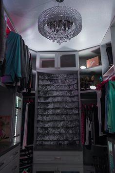 LewBoutiqueTwo Luxury Closet, Bathroom Spa, Walk In Closet, Dressing Room, Den, Boudoir, My Design, Vanity, Home Decor