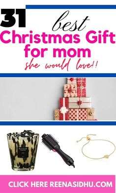 Best Christmas Gift Ideas For Mom. Discover ideas for awesome Christmas gifts for mom! #christmas #christmasgifts #christmasgiftideas #christmaspresents  #holiday Present Christmas, Amazon Christmas Gifts, Best Christmas Presents, Christmas Gifts For Friends, Christmas Mom, Unique Christmas Gifts, Presents For Her, Gifts For Your Mom, Looking For Friends