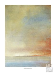 Tranquil II Stretched Canvas Print by Tim O'toole at Art.com