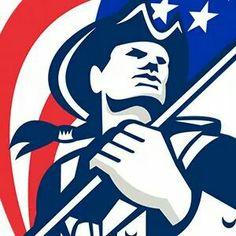 NEP | New England Patriots | PATS | Minuteman
