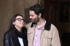 Nanda Pezzi e Evandro Pezzi