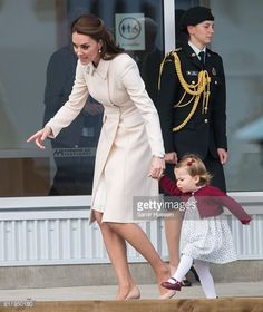 @ItzAmrii...Duchess Catherine and Princess Charlotte