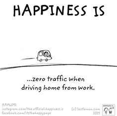 This never happens, but I imagine it must be one happy feeling :)