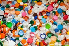 Most of it's junk you would recycle anyway! Upcycled Crafts, Diy Crafts To Sell, Selling Crafts, Recycled Art, Repurposed, Plastic Bottle Caps, Beer Bottle Caps, Ebay Selling Tips, Ebay Tips