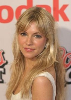 Sienna Miller Perfect fringe