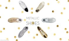 How to style Metallic Shoes | www.ellawayfarer.com