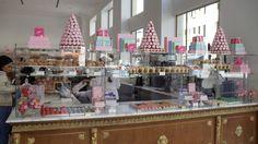 Bottega Louie   Categories: Italian, Bakeries  700 S Grand Ave  Los Angeles, CA 90017  Neighborhood: Downtown  (213) 802-1470  http://www.bottegalouie.com