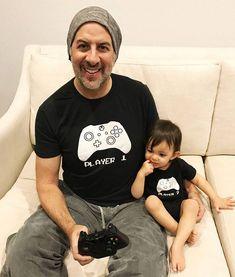 Camisetas para padres e hijos ceslava 2