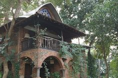 Architect Gerard D' cunha's house in Porvorim, Goa