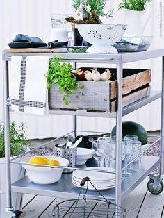 Weronica gillar sommar: Grilla | Redaktionen | inspiration från IKEA