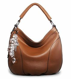 Cw 100% Genuine Leather Single Handle Handbag Hobo Handbags Purse for Women (Brown) Handbag manufactory,http://www.amazon.com/dp/B00GECXVZE/ref=cm_sw_r_pi_dp_9x42sb1YETPFAA1W