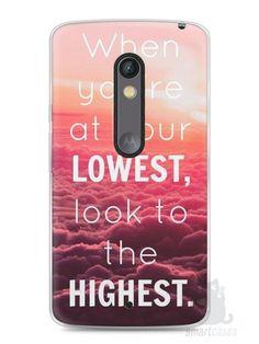 Capa Capinha Moto X Play Frase #1 - SmartCases - Acessórios para celulares e tablets :)