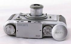 Ducati Sogno microcamera