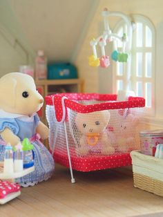 #sylvanian #miniature #playpen