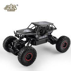 Best Drones Here: RC Car 1:18 4DW 2...  Visit us: http://cheap-drones-vr.myshopify.com/products/rc-car-1-18-4dw-2-4ghz-metal-rock-crawlers-rally-climbing-car-double-motors-bigfoot-car-remote-control-model-toys-for-boys?utm_campaign=social_autopilot&utm_source=pin&utm_medium=pin