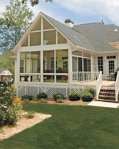 sunroom decorating ideas   Sunroom Design Ideas for Your Remodel Home Plans Ideas / pictures ...