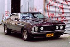 Ford Falcon XA 351 Coupe GT 1973