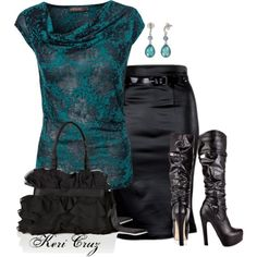 """Dressed to Impress"" by keri-cruz on Polyvore"