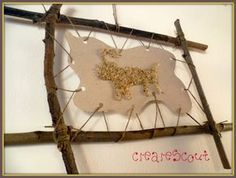 Native american art with twine, sticks fun foam, glue and sand- Katie will love this! American Indian Crafts, Native American Art, American Indians, Crafts For Teens, Arts And Crafts, Stone Age Art, Paper Crafts Magazine, Sand Art, Aboriginal Art
