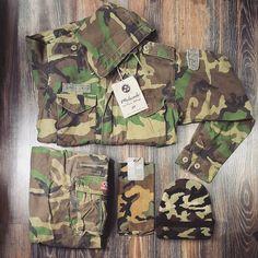 CAMO STYLE Original Molecule Jacket and Pants Jacket : 185.000 T Pants : 135.000 T Winter Hat : 45.000 T Bandana : 35.000 T  #mayaboutique #mayaproducts by mayaboutique