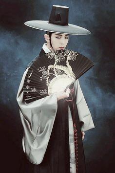 Lee Jun Ki in 'Scholar Who walks The Night'