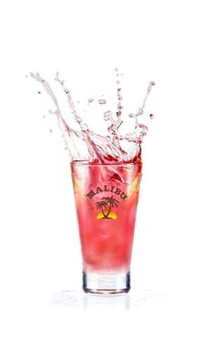Twisted Pink  DRINK INGREDIENTS:  1 part  Malibu  1 part Cranberry Juice  1 part Fresh Grapefruit Juice    HOW TO MIX THE DRINK:  Pour all the ingredients over cubed ice in a highball. Stir to mix and chill. Then garnish with a twist and a wedge of grapefruit
