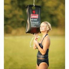 If your outside shower.outdoor shower kit for camping hot sale camping hiking solar heated shower bathing bag travel kits.an outdoor shower Camping Bedarf, Camping Items, Camping Chairs, Camping Supplies, Camping Checklist, Camping Essentials, Camping With Kids, Outdoor Camping, Camping Stuff