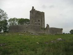 Fiddaun Castle; County Galway, Ireland