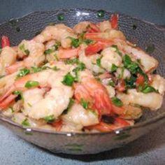 Caribbean Holiday Shrimp