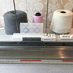 My knitting machine!