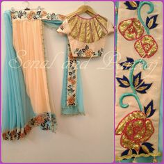 Designer Drapes-By Sonal Daga. Contact : Call 096691 66763. Email : scarletmapleboutique@gmail.com. 23 January 2017
