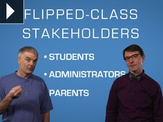 Thinking about flipping your classroom? Flipped-learning pioneers Jon Bergmann and Aaron Sams walk you through the steps you need to take to make blended learning a reality.