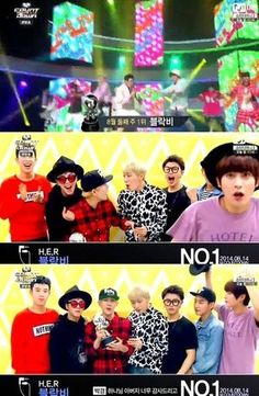 'M! Countdown' Highlights': Block B Wins #1 On The '2 Nights In LA' KCON 2014 Episode Special + Performance Recaps http://www.kpopstarz.com/articles/104208/20140816/m-countdown-k-pop-kcon-2014-g-dragon-spica-girls-generation-block-b-cnblue-iu-vixx-teen-top-bts-b1a4-jung-joon-young.htm