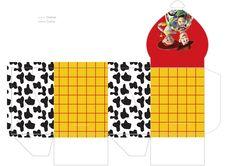 Design com Maria: Kit Festa - Toy Story
