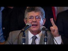 Henry Ramos Allup en la OEA - Discurso Completo