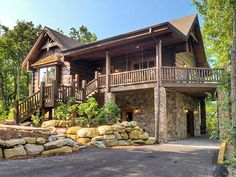 Three Winds - This vacation rental offer private settings and easy access to Black Mountain and Asheville.