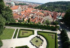 Prague Castle The Southern Gardens