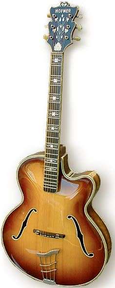 Hofner Committee – I own one of these