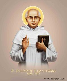 St. Kuriakose Elias Chavara 002