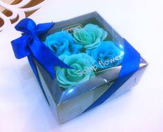 """Soap Flower"" Wedding souvenir. F2 Souvenir, for inquiries please contact Whatsapp 089659797025. Phone: 02129306586. Email: f2.souvenir@yahoo.... Gallery: Jalan CIniru, No.15, Senopati, Jaksel"