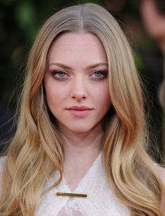Amanda Seyfried Long Partially Braided - Amanda Seyfried Looks - StyleBistro